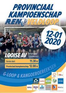 2020 Looise Veldloop Affiche